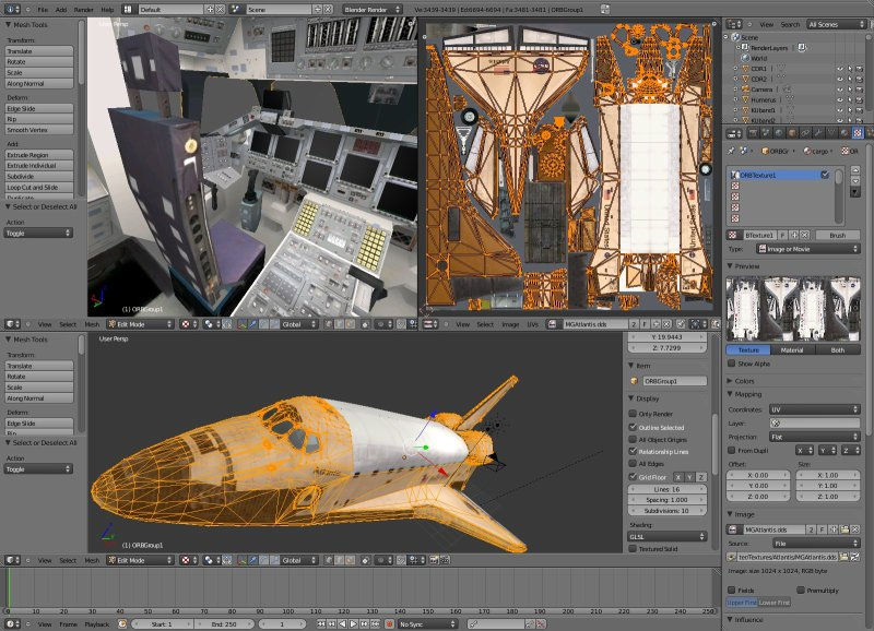 In fact i use blender so much that it is now not only for Architecte 3d tutorial