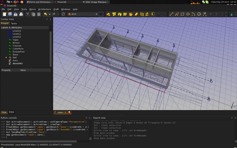 Free cad design house House designs