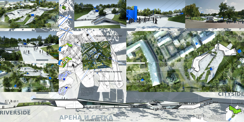 Architecture yoriks guestblog this is a proposal for the yaroslavl spartacus alive architecture competition that asked for solutions for a very nice and strategic spot in the middle of fandeluxe Images