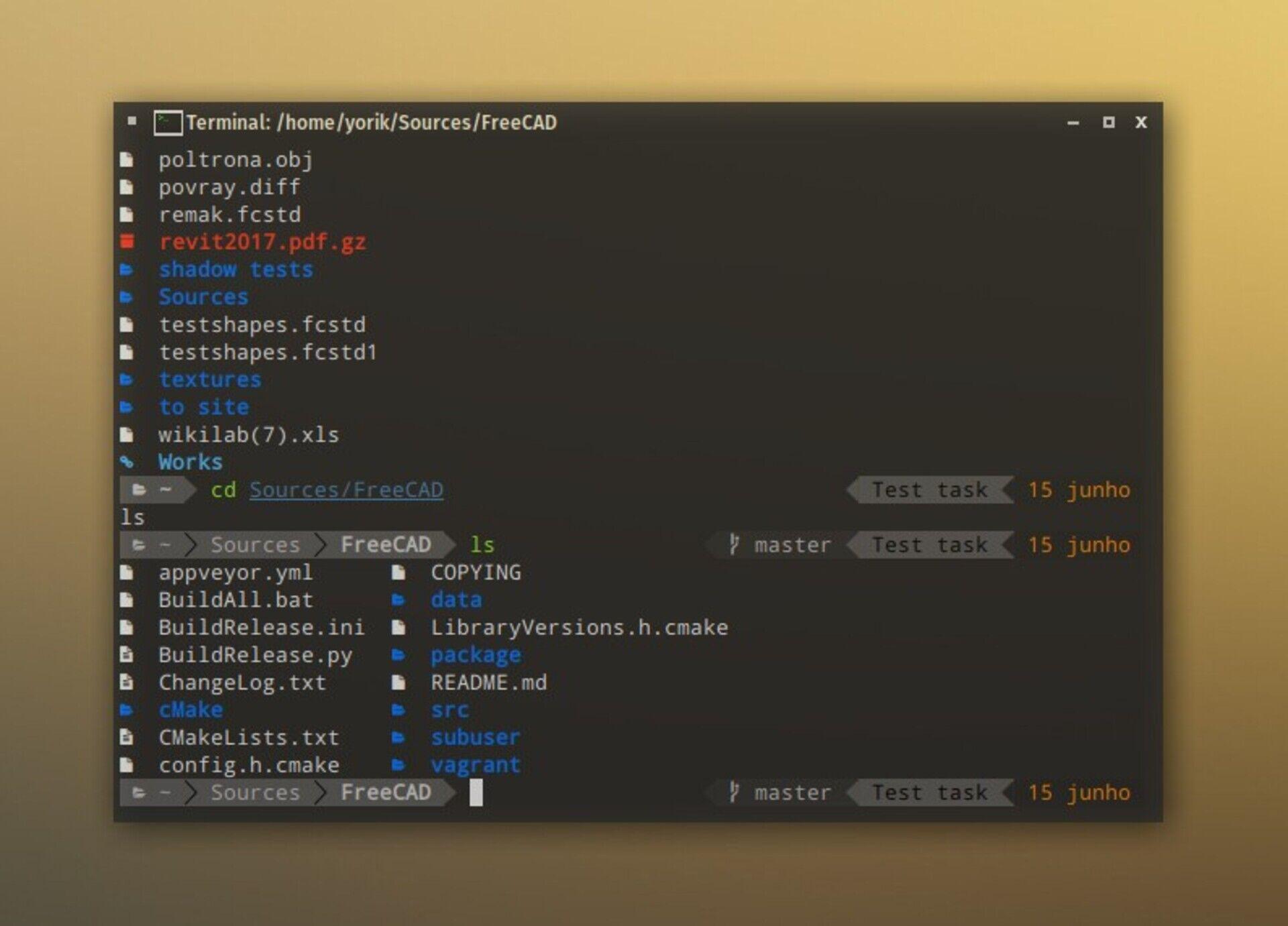 linux - Yorik's Guestblog