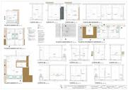 3 sheets from the latest project we detailed...