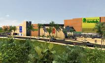 3 new renderings of a shopping mall