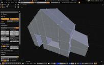 Generating vector 2D views of 3D models