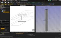 More work on FreeCAD