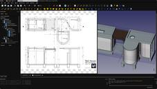 DXF export of FreeCAD Drawing pages