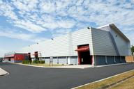 Pictures our the built Lanxess factory