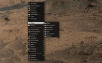 Dynamic menu for fluxbox