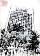 Urban sketchers meeting in São Paulo