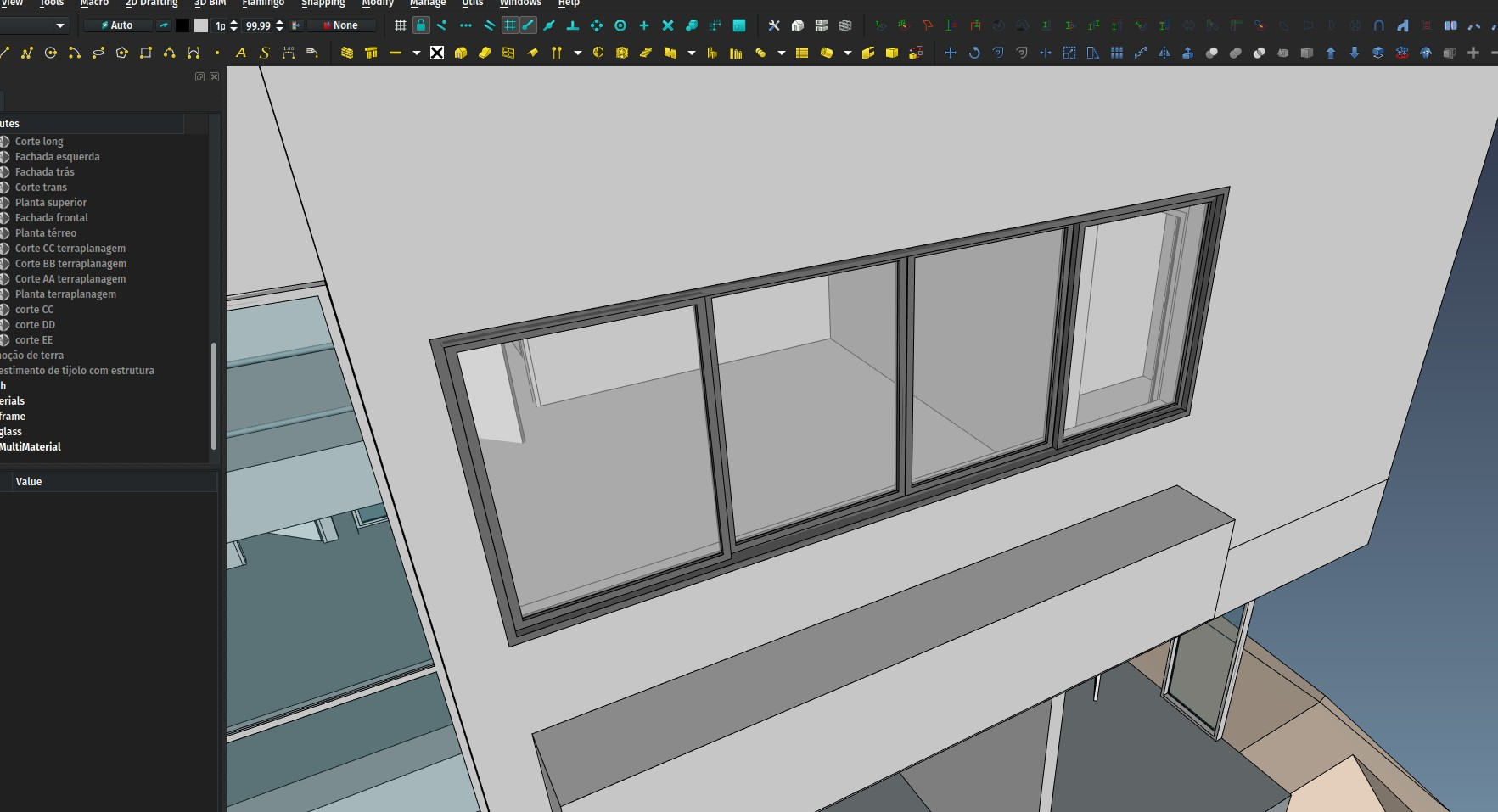FreeCAD BIM development news - April 2018 - Yorik's Guestblog