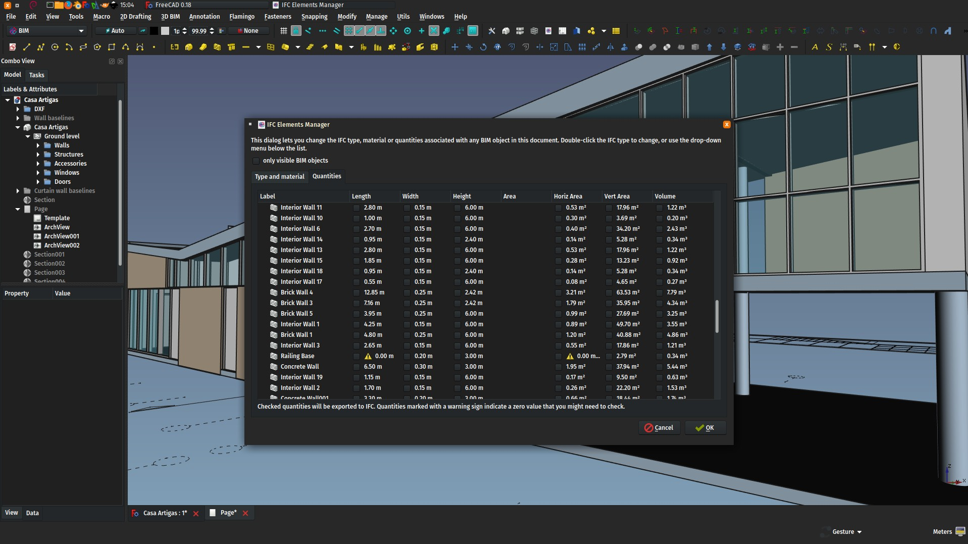 Freecad Yoriks Guestblog Despite Every Effort To Overcomplicate This Projectit Manages Finally We Now Have Preliminary Support For Quantities I Say Although It Works Well Already Because Im Still Not Sure About The Future