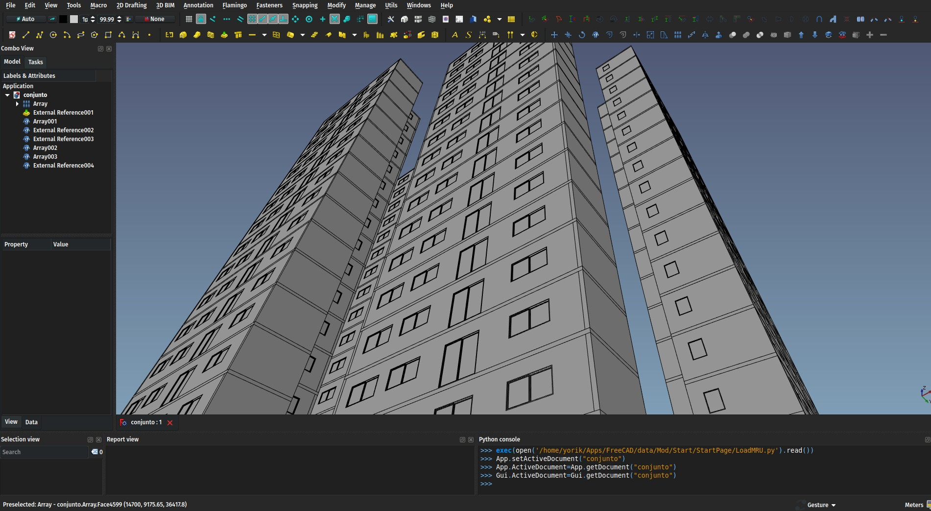 Freecad Yoriks Guestblog Despite Every Effort To Overcomplicate This Projectit Manages When You Create A Reference Object Give It Path Another File Then Can Choose One Of The Included Shape Based Objects Inside