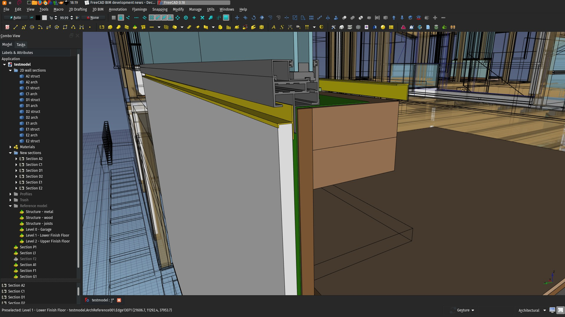 generic screenshot of FreeCAD
